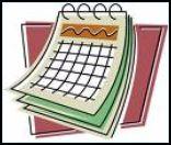 Calendar of Pesticide Use