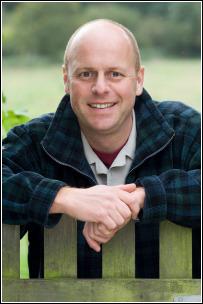 Joe Swift - Garden Designer, TV Presenter and Garden Writer