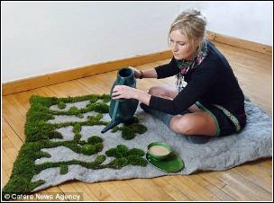 Grass Carpet