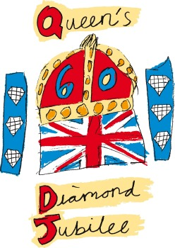 Grass Clippings - Queen's Diamond Jubilee