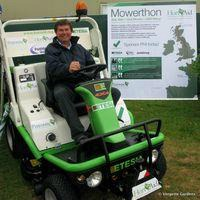 Weed Free - Phil Voice  Mowerthon