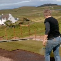 Grassclippings - Channel 4 - Grand Designs - Skye Project