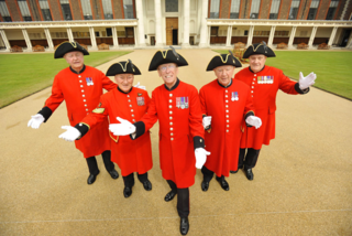 Grass Clippings - Chelsea Pensioners