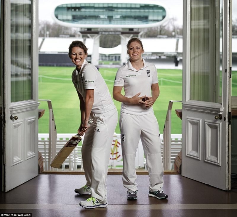Grass Clippings - Ladies Cricket