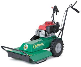 Grassclippings - Billy Goat Brush Cutter from Henton & Chattell