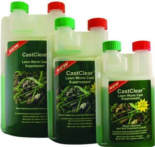 Grass Clippings - CastClear Three Tier