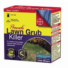 Grassclippings - Bayer Provado Lawn Grub Killer