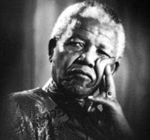 Grassclippings - Nelson Mandela