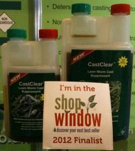 Grassclippings - CastClear Glee Shop Window Finalist