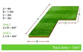 Grassclippings - Measuring a Lawn