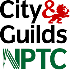 City & Guilds NPTC 2015 Logo