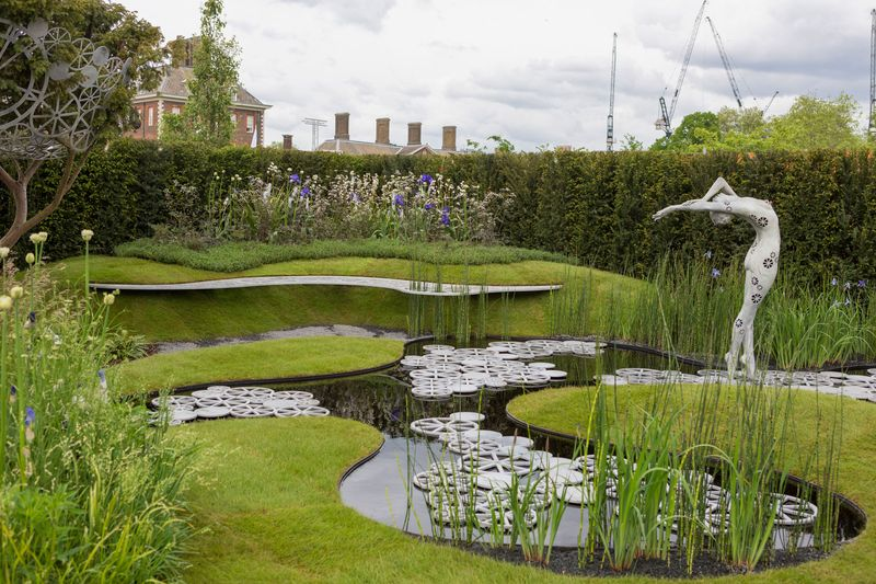 Grass Clippings - The Imperial Garden - Revive