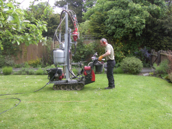 Grass Clippings - Terrain Aeration