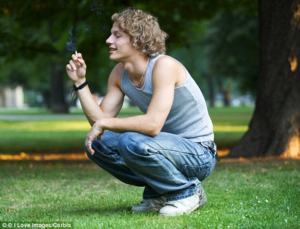 Grass Clippings - Smoking in Parks