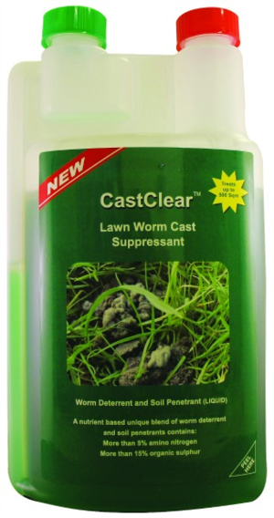 CastClear 1000ml Front