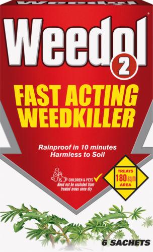 Weedol 2 Fast Acting Weed Killer