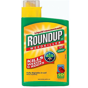 Roundup GC Total Weed Killer Concentrate