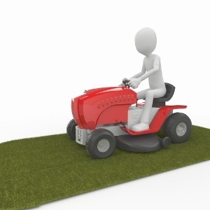 Grassclippings - When to Stop Mowing Lawn Autumn