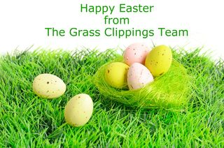 Grassclippings - Happy Easter