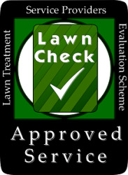 Lawn Check Lawn Teatment Service Providers Evaluation Scheme