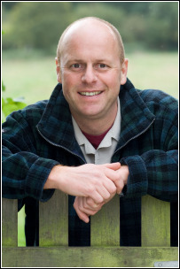 Joe Swift - Garden Designer, TV Presenter and Garden Writer
