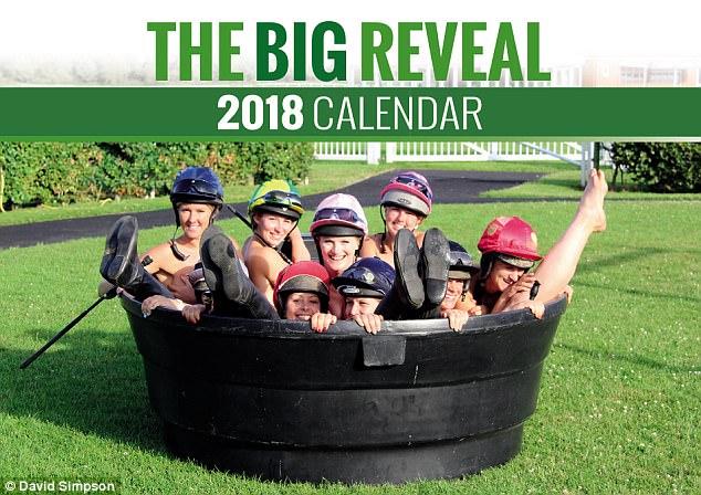 Grass Clippings - Jockey Calendar