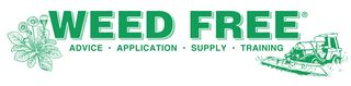 Weed Free - Pesticide Application Services
