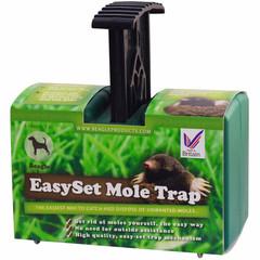 Grassclippings - Beagle Mole Trap