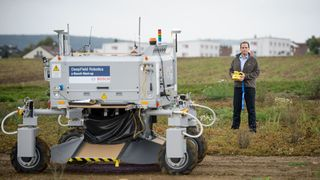 Weed Free - Robot Farmer