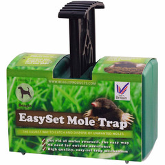 Grass Clippings - EasySet Mole Trap