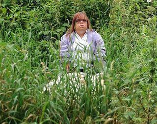 Grassclippings - Tall Garden Weeds