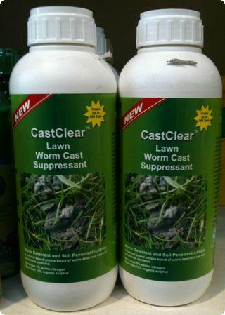 CastClear - Worm Cast Deterrent - Squires Garden Centre