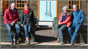 BBC Gardeners' World Presenters
