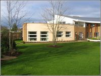 Shooting Star Hospice Lawns Completed
