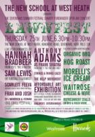 Lawnfest Poster