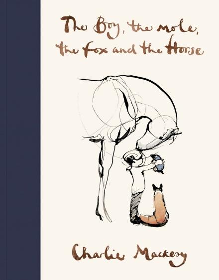 Grass Clippings - Charlie Mackesy - The Boy  The Mole  The Fox and The Horse Book